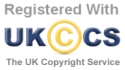 Registered with UK Copyright Service